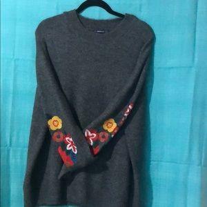 Warm and Cozy Zara sweater